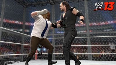 Free Download WWE 13 PC Game Full Version
