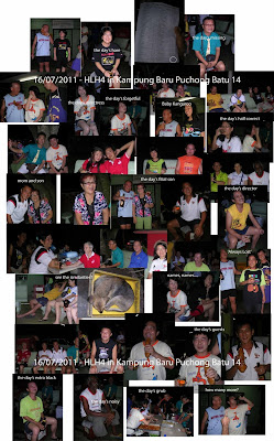 Run20110716 Circle Collage