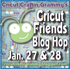 Cricut Friends Blog Hop