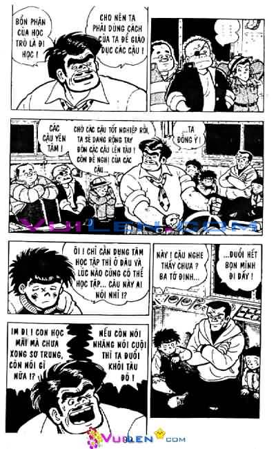 Siêu quậy Teppi chap 39 - Trang 96