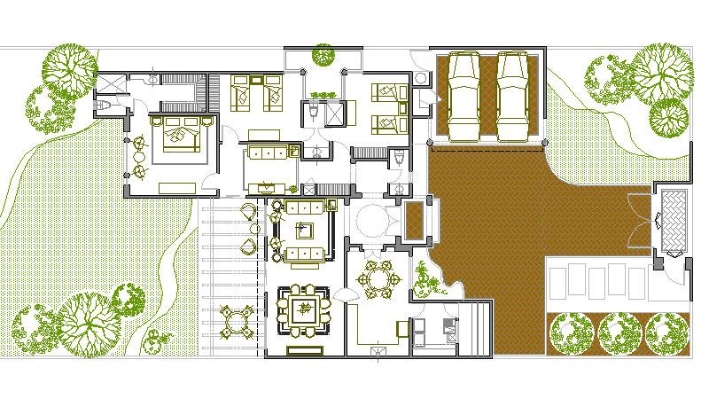 Ciencias sociales informatica for Oficinas planta arquitectonica