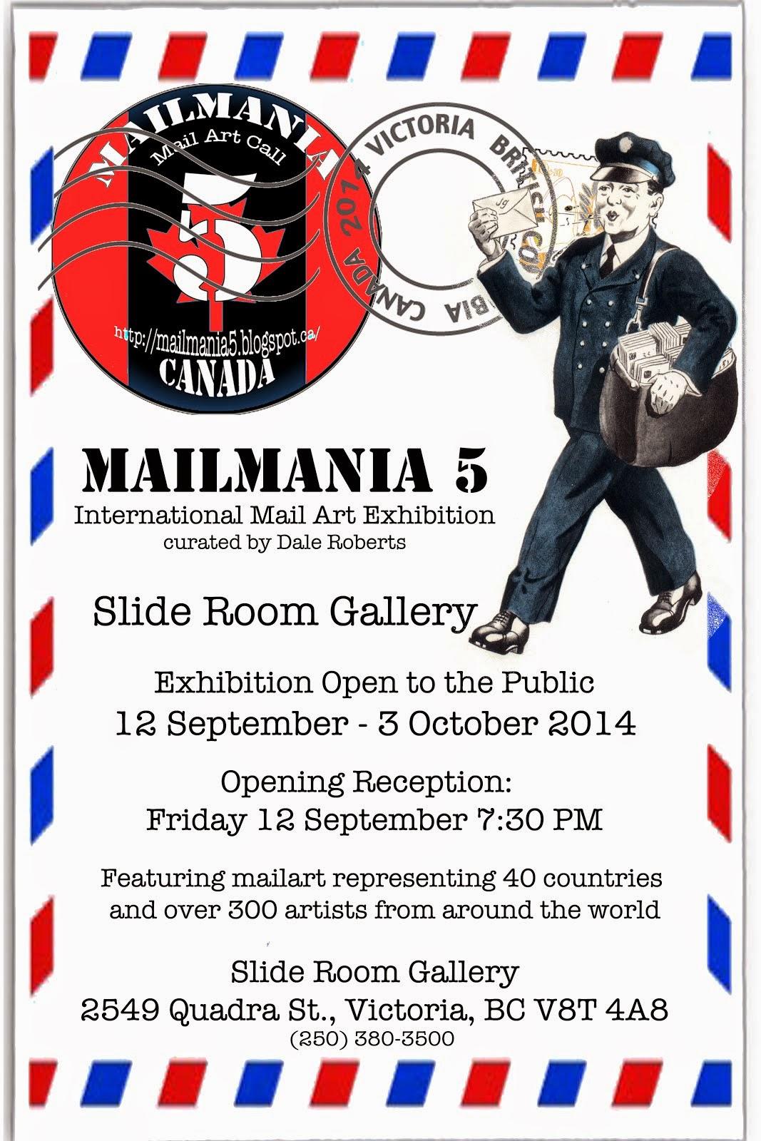 Mailmania 5 - Opening
