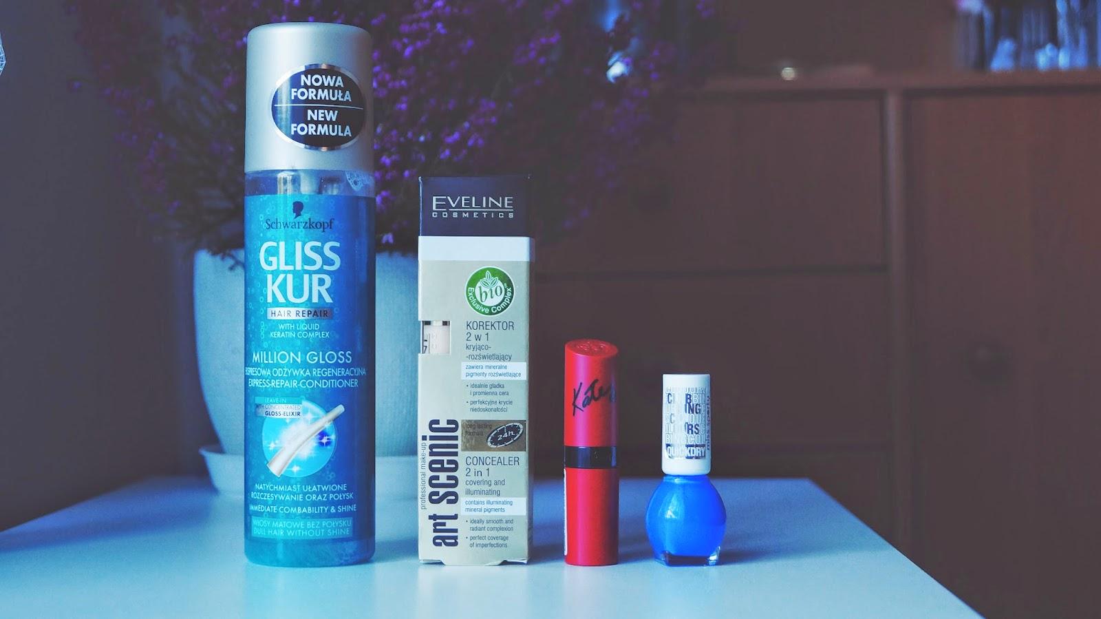 Ulubieńcy kosmetyczni Wrzesień 2014 - czyli zaspana Pozytywna28