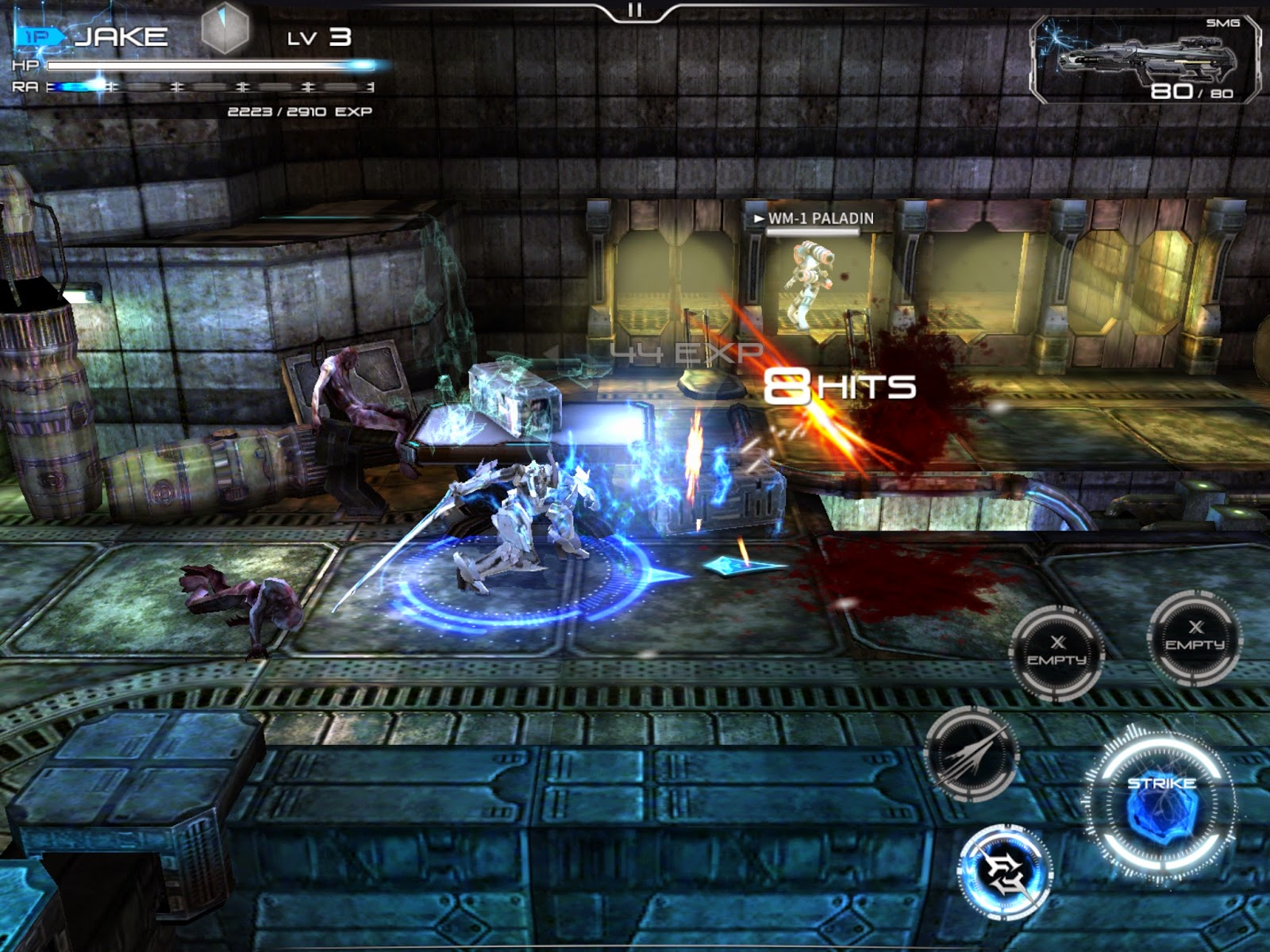 Implosion Never Lose Hope v1.0.6 Apk screenshot