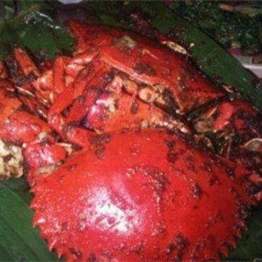 Crabs Feel Rich enjoyment Smoke