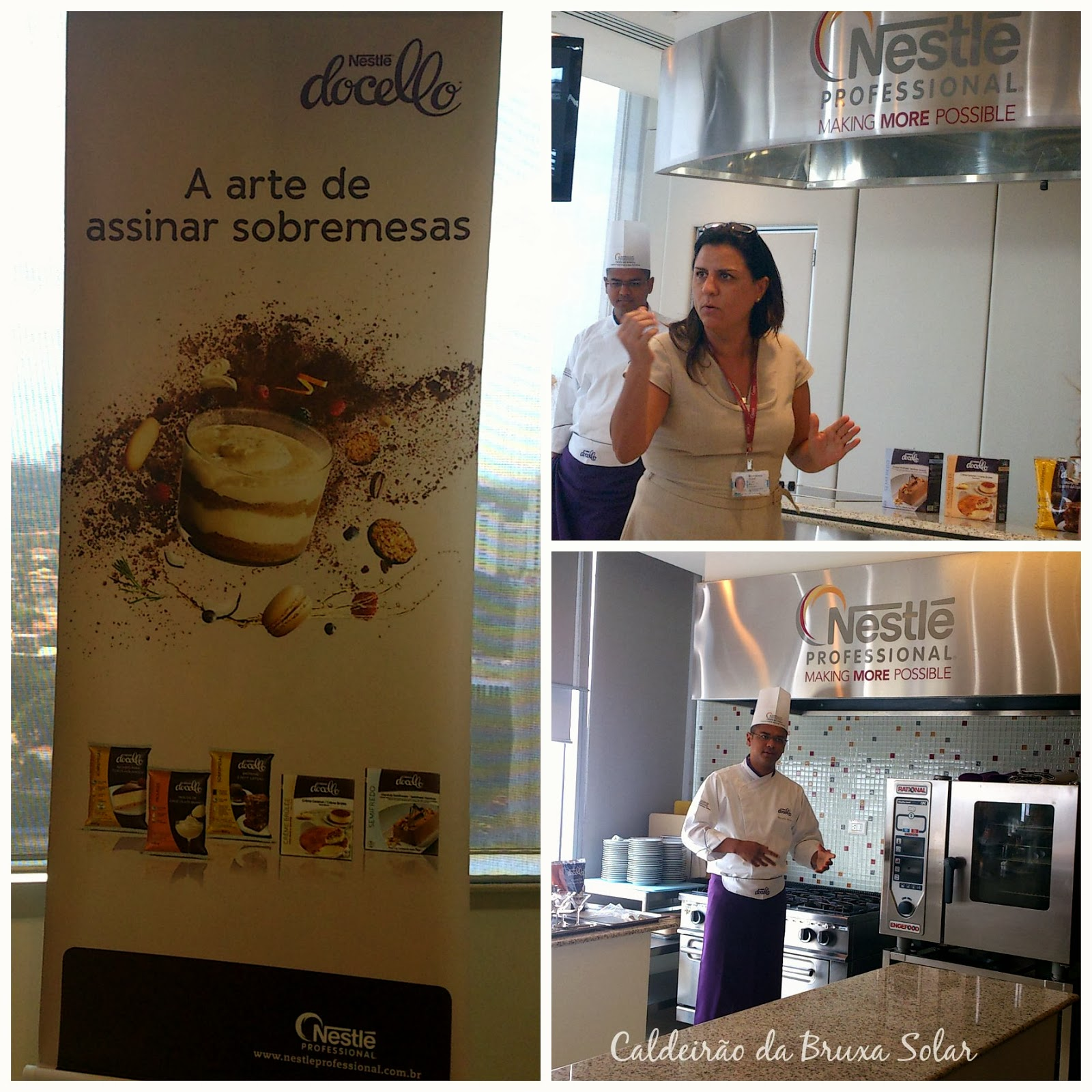 Evento Nestlé Docello