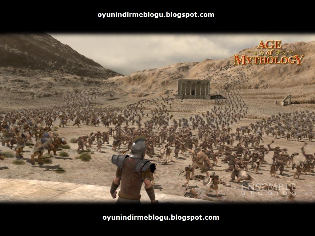 Age Of Mythology - İndir FULL [Türkçe] | Oyun İndirme Blogu