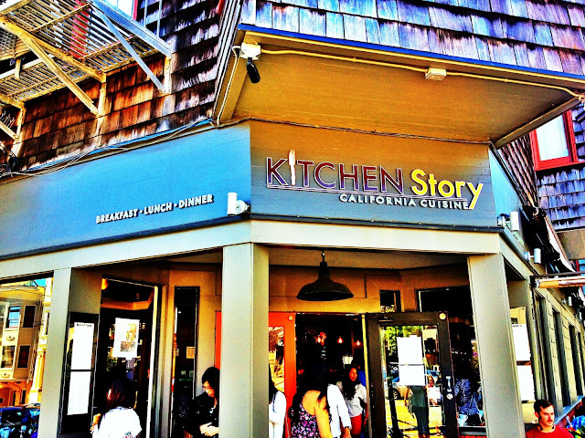 Kitchen Story San Francisco