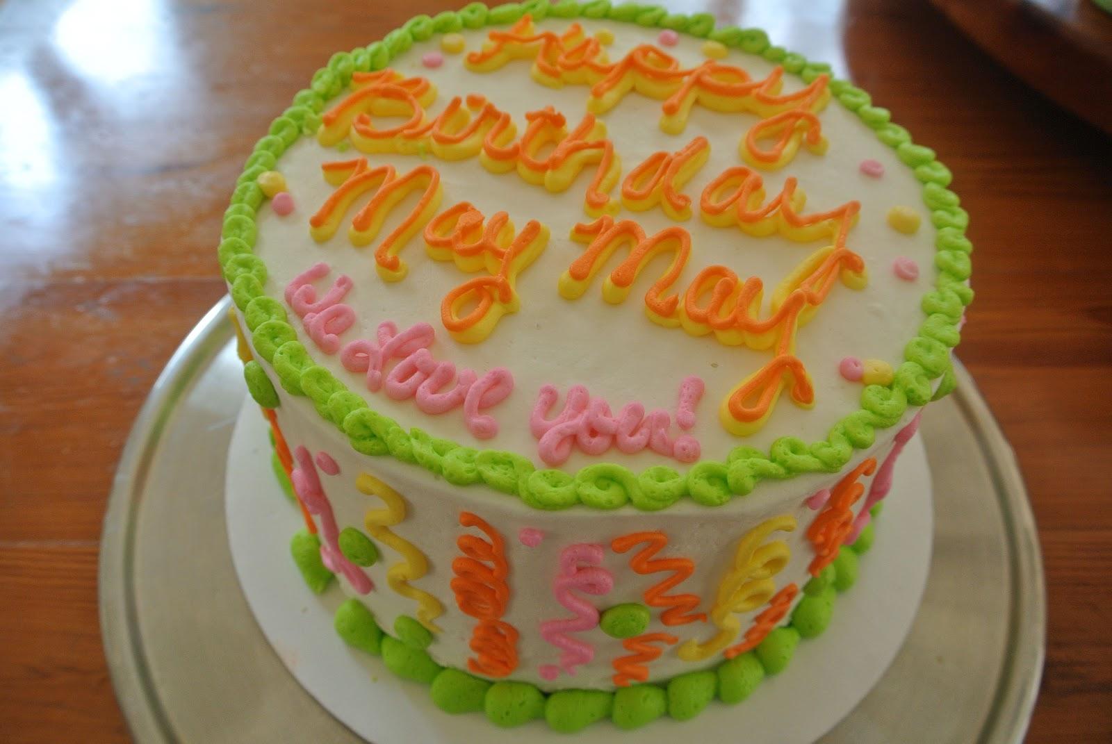 Soli Deo Gloria Celebrate with cake