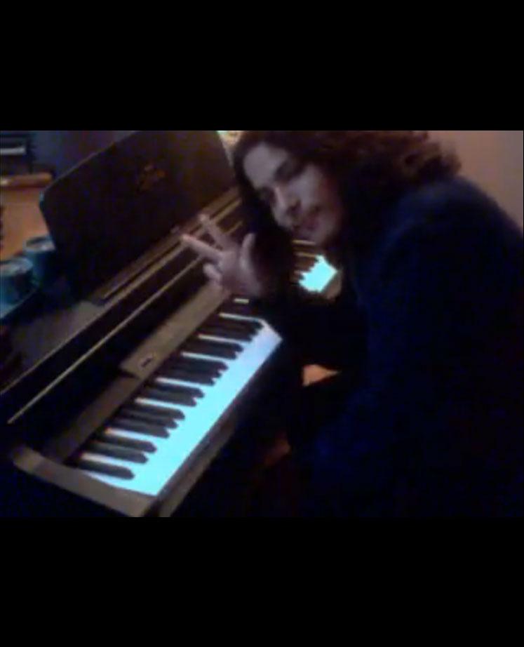 Niflheim Theme on Piano