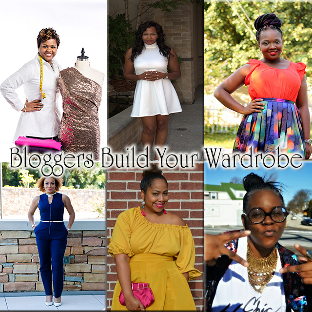 BUILD YOUR WARDROBE SERIES BEGINS !!!