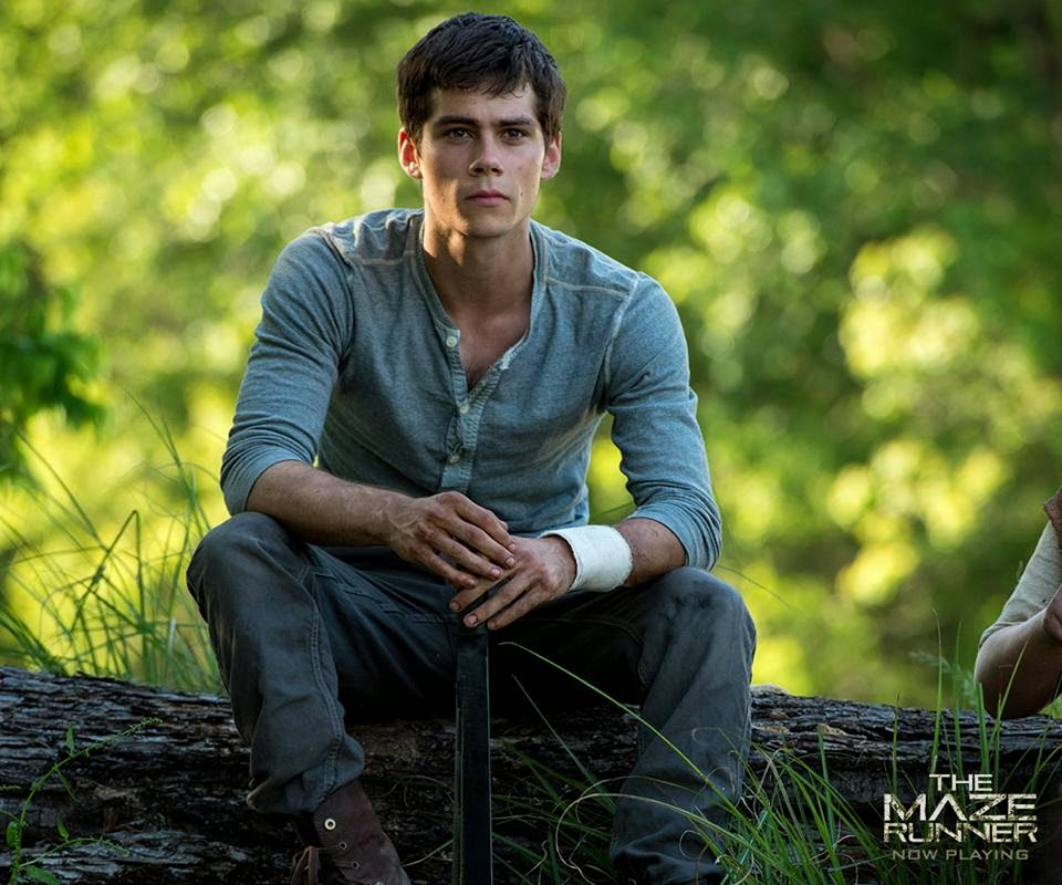 Horsing Around At Home: The Maze Runner movie review