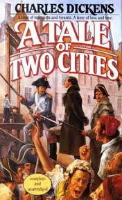 A tale of two cities, A tale of two cities by charles dickens, booksby charles dicken , charles dicken book,  fictional literature , fictional novels