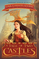 Book Cover A Tale of Two Castles by Gail Carson Levine