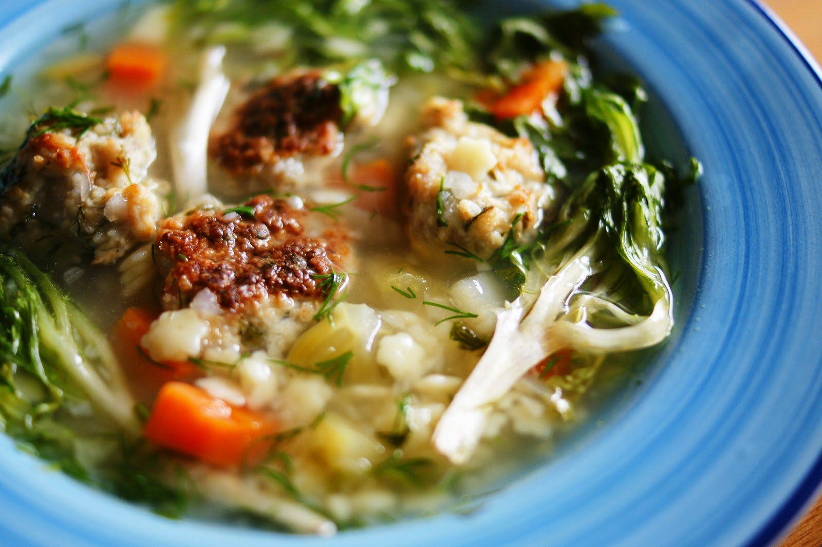 Mia Loves Pretty: Italian Wedding Soup - Oh My!