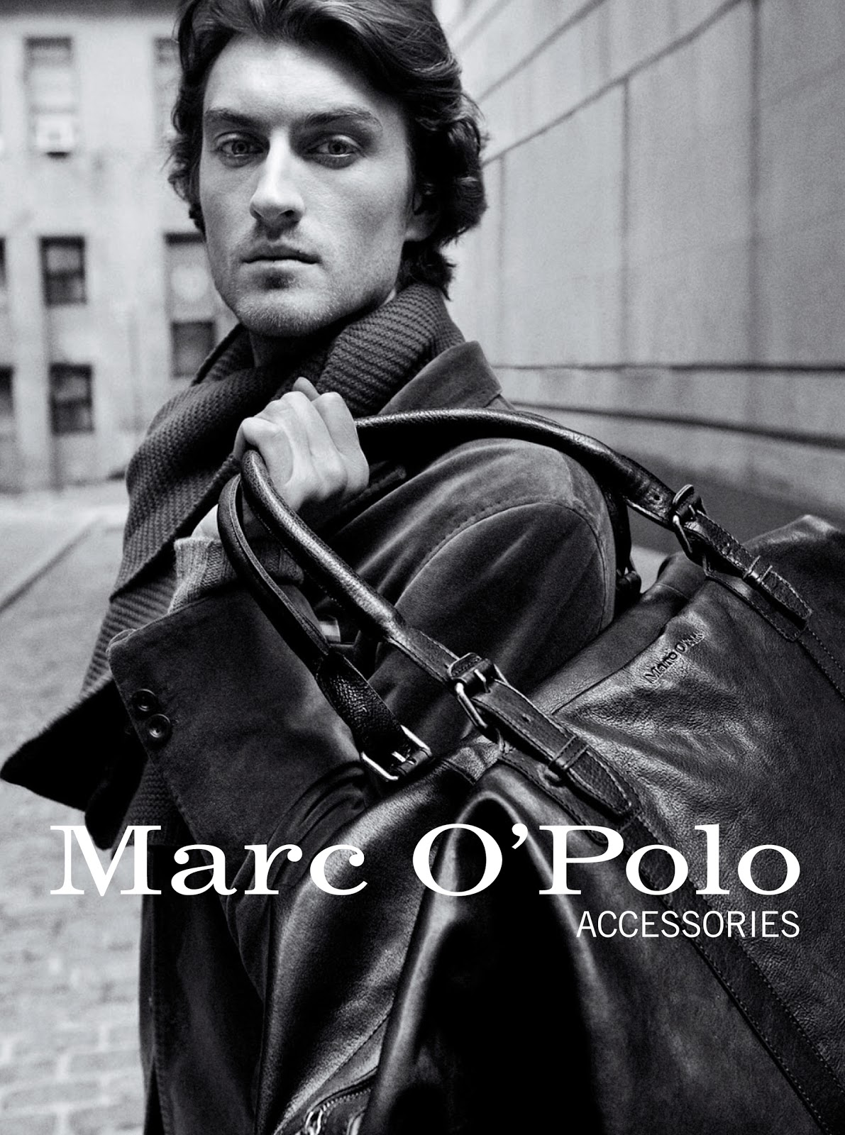 joseph green from the land down under for marc o 39 polo fw11 campaign. Black Bedroom Furniture Sets. Home Design Ideas
