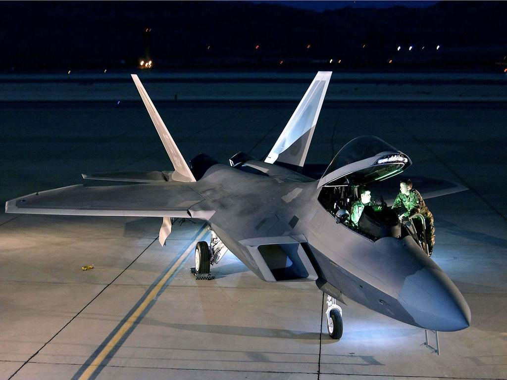 Raptor F 22 The Greatest Fighter Jet Aircraft  World Car Edition