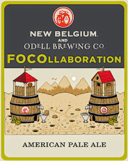 New Belgium - Odell FOCOllaboration