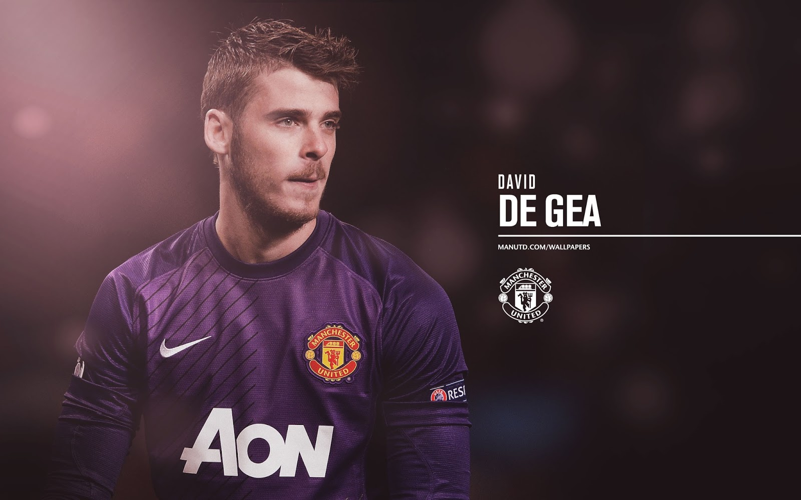 Wallpaper_David_De_Gea_Manchester_United_Ungu