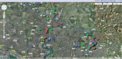 Google Fruit Map