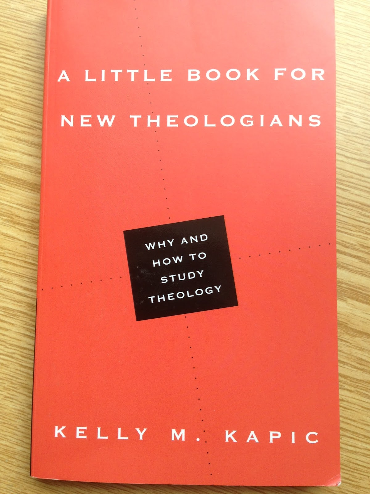 a review of a little exercise for young theologians by helmut thielicke Available at wwwknittingtogethercouk for review  a little book for new theologians why and how to  little exercise for young theologians helmut thielicke.