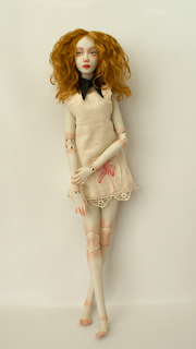 Porcelain BJD Doll