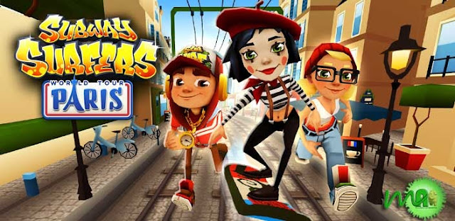 Subway Surfers World Tour Paris (1.12.1) apk