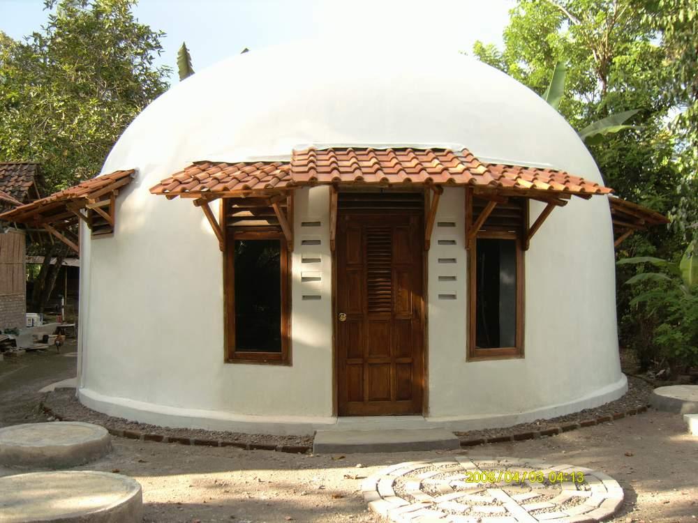 Image Result For Konstruksi Rumah Dome