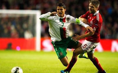 Denmark 2 - 1 Portugal