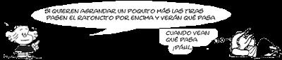 Libertad y Felipe de Mafalda