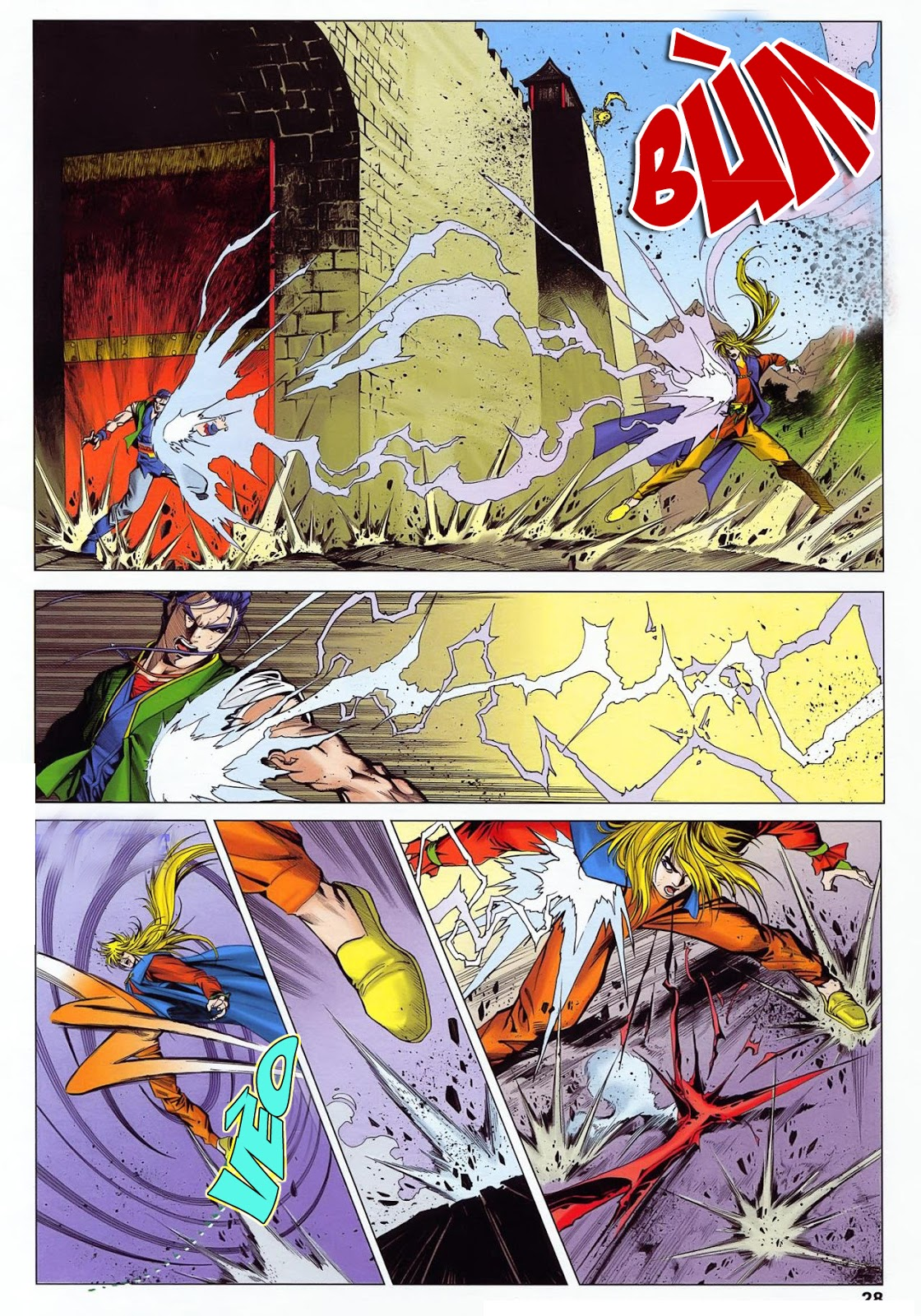 Lục Đạo Thiên Thư chap 36 - Trang 28