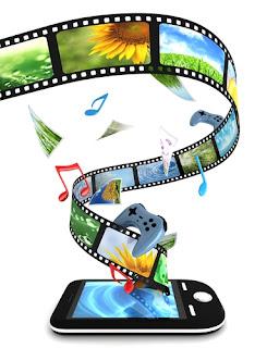 martphone con videos musica fotos juegos