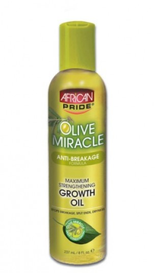 DiscoveringNatural Product Review African Pride Olive