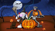 Funny Animals Halloween Pictures Wallpaper