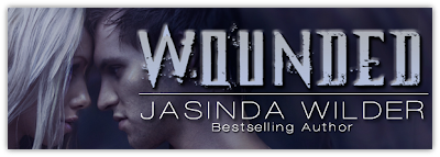 Cover Reveal: WOUNDED by Jasinda Wilder