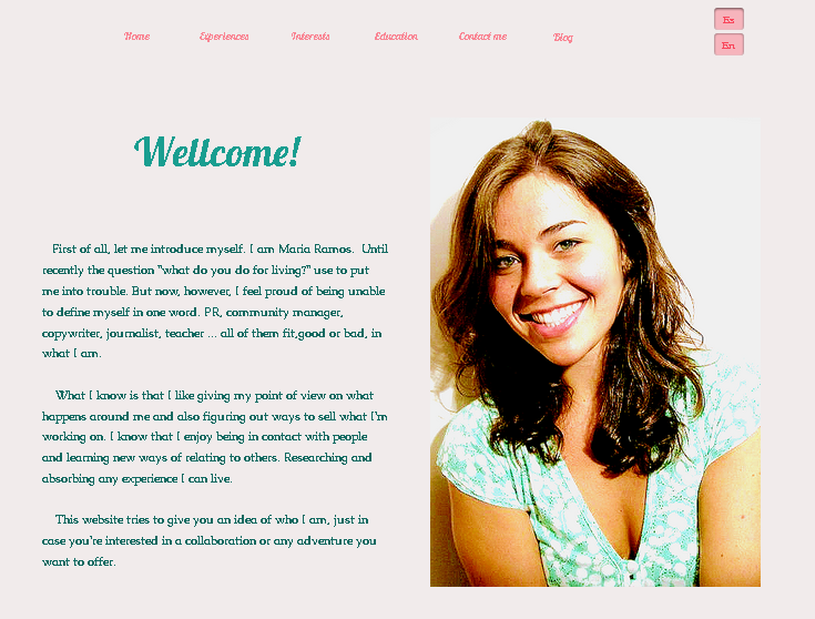 Mi web personal