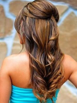 ondas suaves peinados