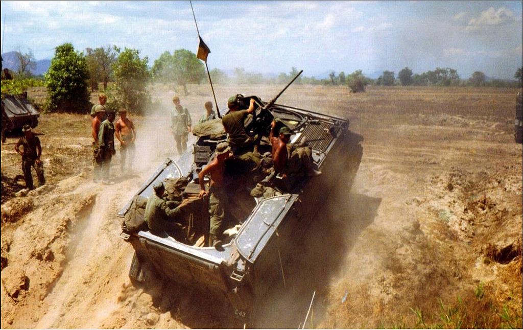 M106 Mortar Track