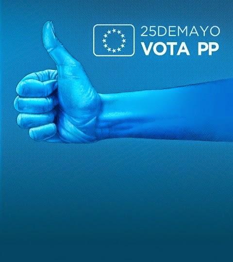 El 25 de mayo Vota Partido popular