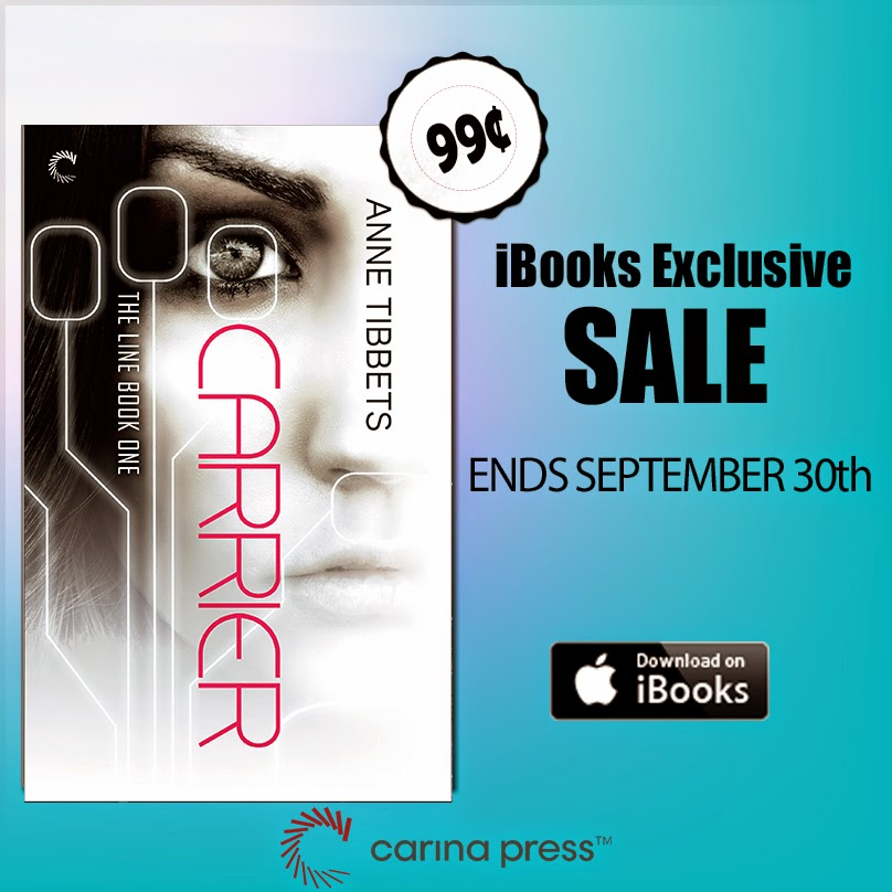 CARRIER iBooks SALE