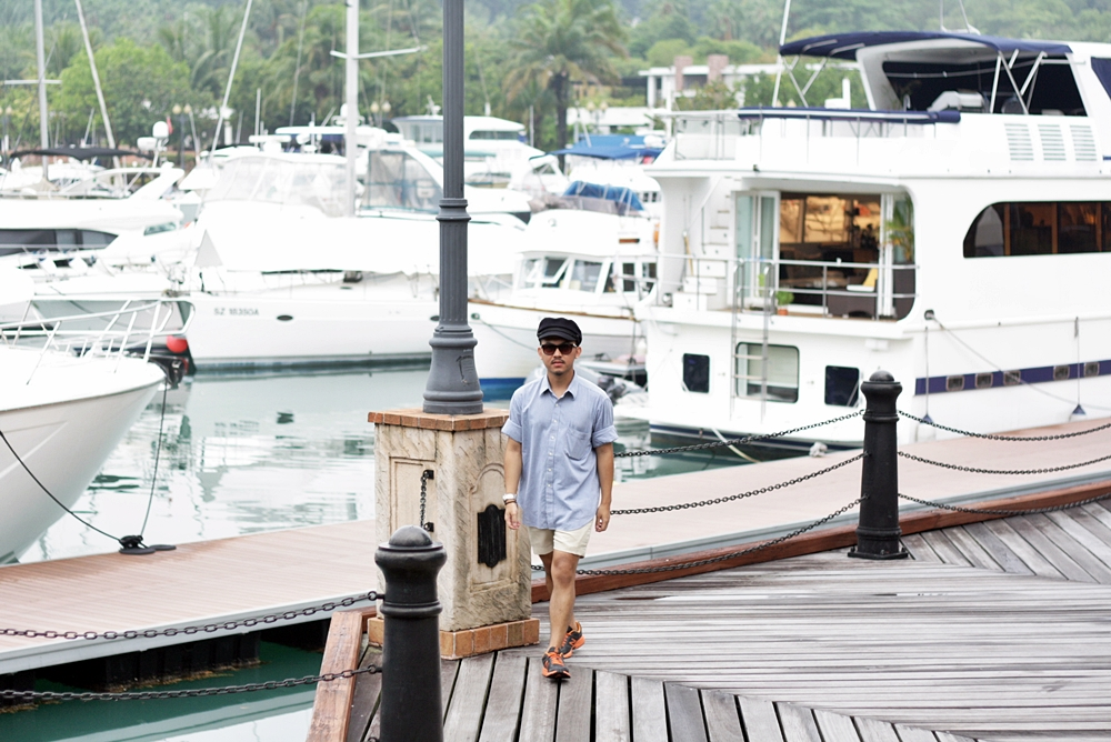 DELUXSHIONIST LUXURY TRAVEL TO SINGAPORE - MEN'S FASHION AND LIFESTYLE BLOGGER INDONESIA