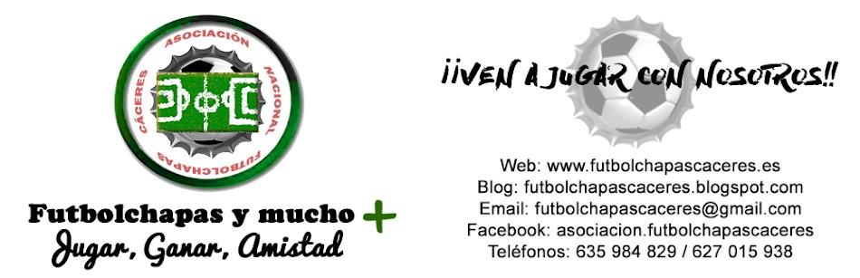 FutbolChapas Cáceres
