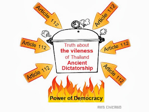 Truth about the vileness of Thailand Ancient Dictatorship