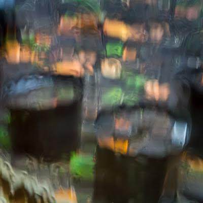 Rainy Day Colours – pots © Graham Dew 2012