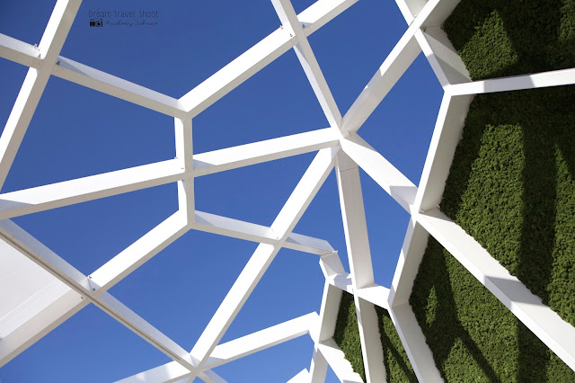 Exposition universelle Milano expo 2015 Pavillon Turquie