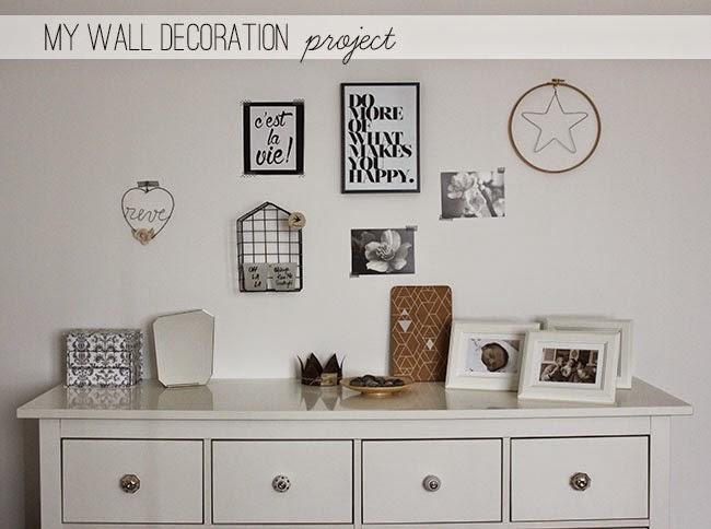 My wall decoration project home shabby home arredamento interior craft - Mini cassettiera ikea ...