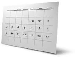 Calendario de aulas