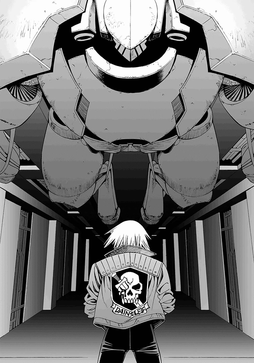 12 Beast chap 6 - Trang 35