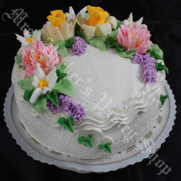 Most beautiful birthday cake in the world for girls