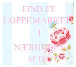 FIND ET LOPPEMARKED!!
